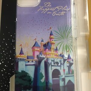 Disneyland Otterbox case for iPhone 7 and 8